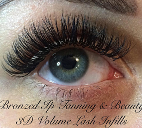 bd7c85d8799 Russian Volume Eyelash Extensions (Xd Lashes) - Bronzed Up Spray ...