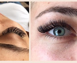 Russian Volume Eyelash Extensions (Xd Lashes)